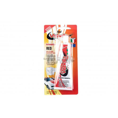 Герметик силиконовый   85мл  (красный)   MANLE