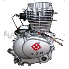 Двигатель 4T CG175 (162FMK) TZH арт.V-2234
