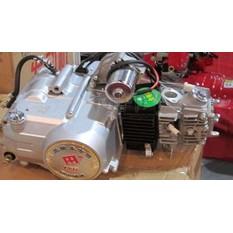 Двигатель Delta 125cc (МКПП 152FMH-A1) TZH арт.V-2244