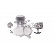 Двигатель   Веломотор   (80cc, голый, + стартер)   EVO