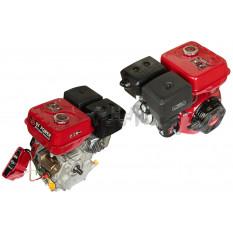 Двигатель м/б   177F   (9Hp)   (полный комплект) (электростартер, вал Ø 25мм,  под шестерни)   DAOTO