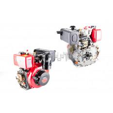 Двигатель м/б   178F   (6Hp)   (дизель, воздушное охлаждение, 4,41 кВт, 3600 об/мин, 296 см3)   DIGG