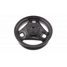 Диск колеса   2,15 * 10   (зад, барабан)   (металл, 19 шлицов)   (черный)   SL