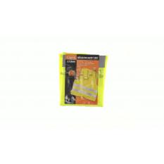 Жилетка светоотражающая (светло-желтая)   LVT