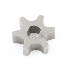 Звезда электропилы (венец привода)   (D-30, d-8/10, H-8mm)   China #1   JIANTAI