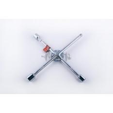 Ключ балонный крестообразный   (17x19x21x1/2) (mod.101)   LVT