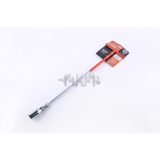 Ключ свечной   21 мм   (удлиненный)   (#503)   LVT