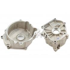 Крышка (правая) статора бензогенератора   (3 кВт)   JIANTAI