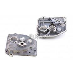 Крышка блока двигателя м/б   175N/180N   (7/9Hp)   (короткая)   ST