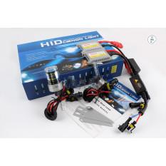 Ксенон (авто) H1 AC 8000K 35W slim (арт:12)