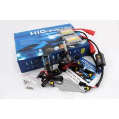 Ксенон (авто) H10 AC 6000K 35W slim (арт:18)