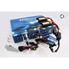 Ксенон (авто) H8 DC 8000K 35W slim (арт:72)