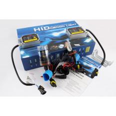 Ксенон (авто) HB1 (9004) AC 6000K 35W (+галоген) (арт:81)