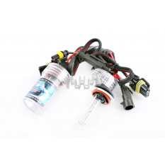 Лампы ксеноновые (пара)   H11 (12V 35W DC AMP)   6000K