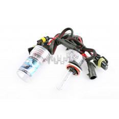 Лампы ксеноновые (пара)   H11 (12V 50W DC AMP)   6000K