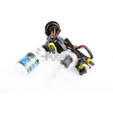 Лампы ксеноновые (пара)   H3 (12V 35W DC AMP)   4300K