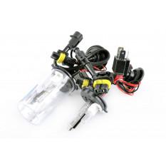 Лампы ксеноновые (пара)   H4 (12V 50W DC AMP)   4300K   (+ галоген)