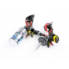 Лампы ксеноновые (пара)   H7 (12V 35W DC AMP)   4300K