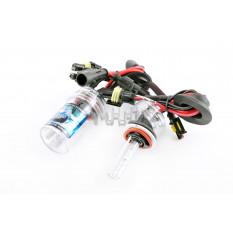 Лампы ксеноновые (пара)   H9 (12V 35W DC AMP)   6000K