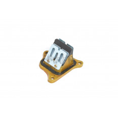 Пелюсткові клапан Honda DIO AF34 / 35 (3 болта) STEEL MARK арт.L-159