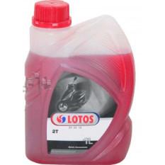 Масло   2T, 1л   (полусинтетика, 2-Takt)   LOTOS   (#GPL)