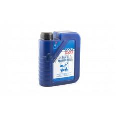 Масло   2T, 1л   (полусинтетика, MOTOR OIL)   LIQUI MOLY   #3958