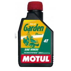 Масло   4T, 0.6л   (полусинтетика, 10W-30, GARDEN, для бензоинструмента, API SJ/SH/CF)   MOTUL   (#1