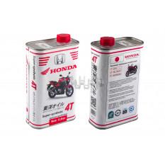 Масло   4T, 1л   ж/б   (SAE 10W40, полусинтетика, mod: Honda)   (#VB)