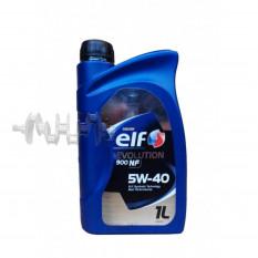 Масло автомобильное, 1л   (SAE 5W-40, синтетика, EVOLUTION 900 NF)   ELF   (#GPL)