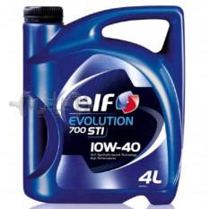 Масло автомобильное, 4л   (SAE 10W-40, полусинтетика) (EVOLUTION, 700 STI)   ELF   (#GPL)