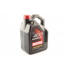 Масло автомобильное, 5л   (MULTIDIESEL, синтетика, 10W-40, 4100)   MOTUL   (#100261)