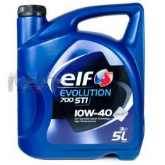 Масло автомобильное, 5л   (SAE 10W-40, полусинтетика) (EVOLUTION, 700 STI)   ELF   (#GPL)