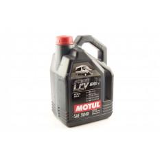 Масло автомобильное, 5л   (полусинтетика, 5W-40, POWER LCV EURO+, ACEA C3, API SN / CF)   MOTUL   (#