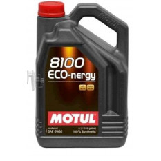 Масло автомобильное, 5л   (синтетика, 0W-30, 8100 ECO-NERG)   MOTUL   (#102794)