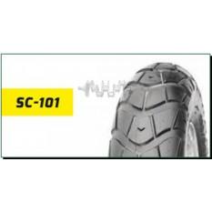 Мотошина   120/90 -10   TL (DELI S-101 TL,беcкамерная)   LTK