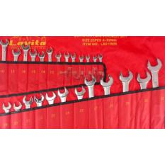 Набор комбинированых ключей в сумке   25шт   (6-32mm)   LVT