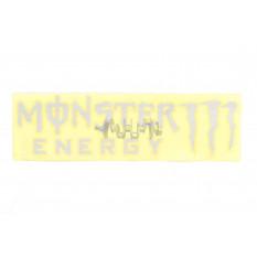 Наклейка   MONSTER ENERGY  (11х6см)  MODEL 1
