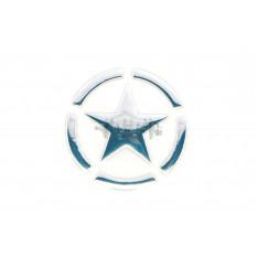 Наклейка   STAR  (10х13см)