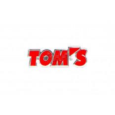 Наклейка   TOMS  (15х7см)