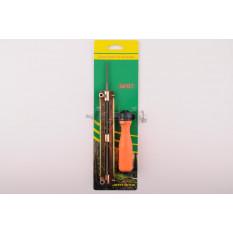 Напильник бензопильный   Ø5,5mm   (+планка +ручка)   SAFELY