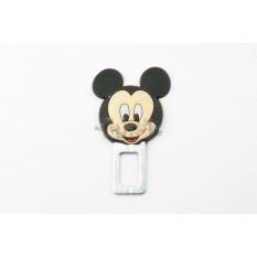 Обманка ремня безопасности   (малый)   (0004A)   MICKEY MOUSE