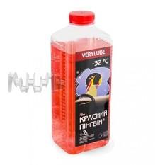 Очиститель стекол авто 2л (канистра, ЗИМА -32 С) RED PENGUIN (XB 50001) (ХАДО) арт.C-3420