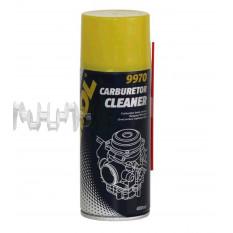 Очиститель карбюратора 400мл (аэрозоль)   (9970 Carburetor Cleaner)   MANNOL