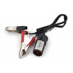 Переходник с аккумулятора на прикуриватель   (mod:ASP-1-01)