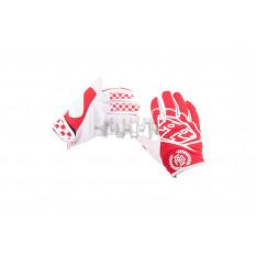 Рукавички PRO (size: M, червоні) TLD арт.P-4893