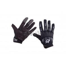 Перчатки   RG   (size:M, черные)