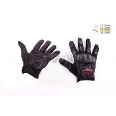 Перчатки   SCOYCO   (mod:MC-12, size:L, черные, текстиль)