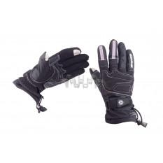 Перчатки   SCOYCO   (size:XL, черные, текстиль)