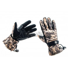 Перчатки   SCOYCO   (камуфляж, асфальт size XL)