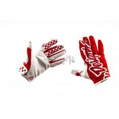 Перчатки   TLD   (красные, size L)